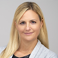 Kristina Petak - profesori